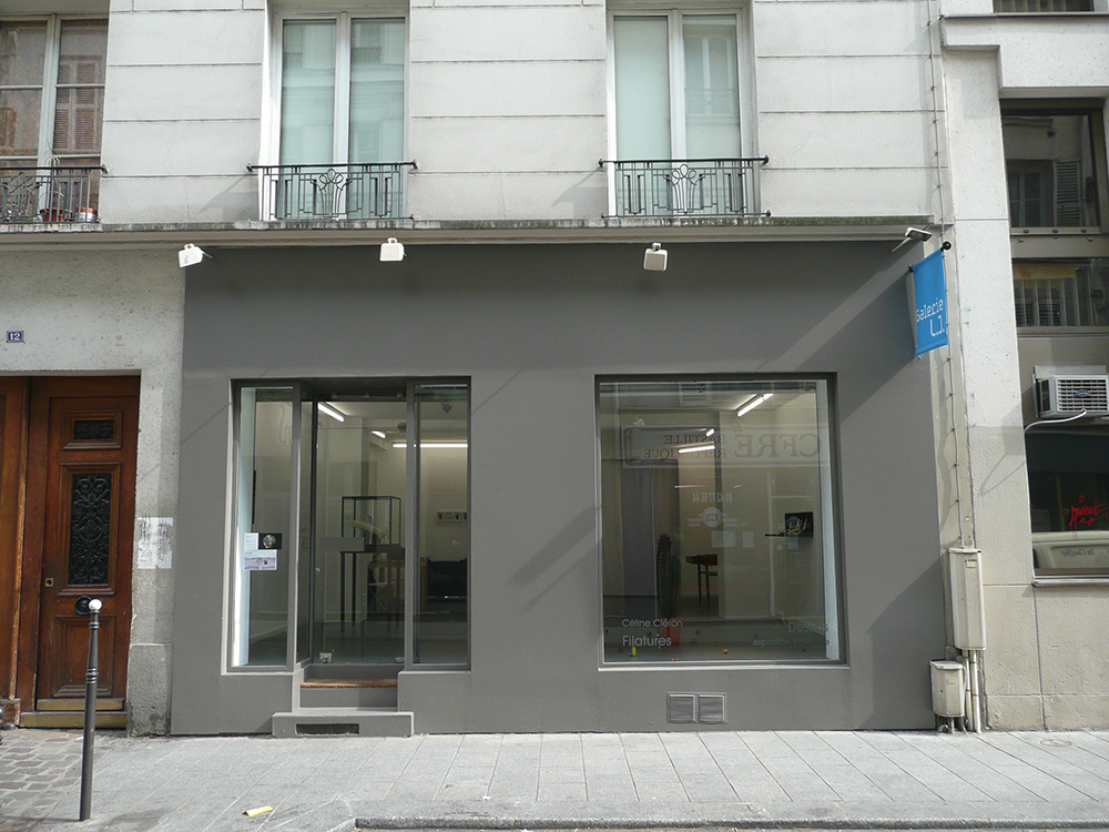 Vue extérieure Galerie LJ