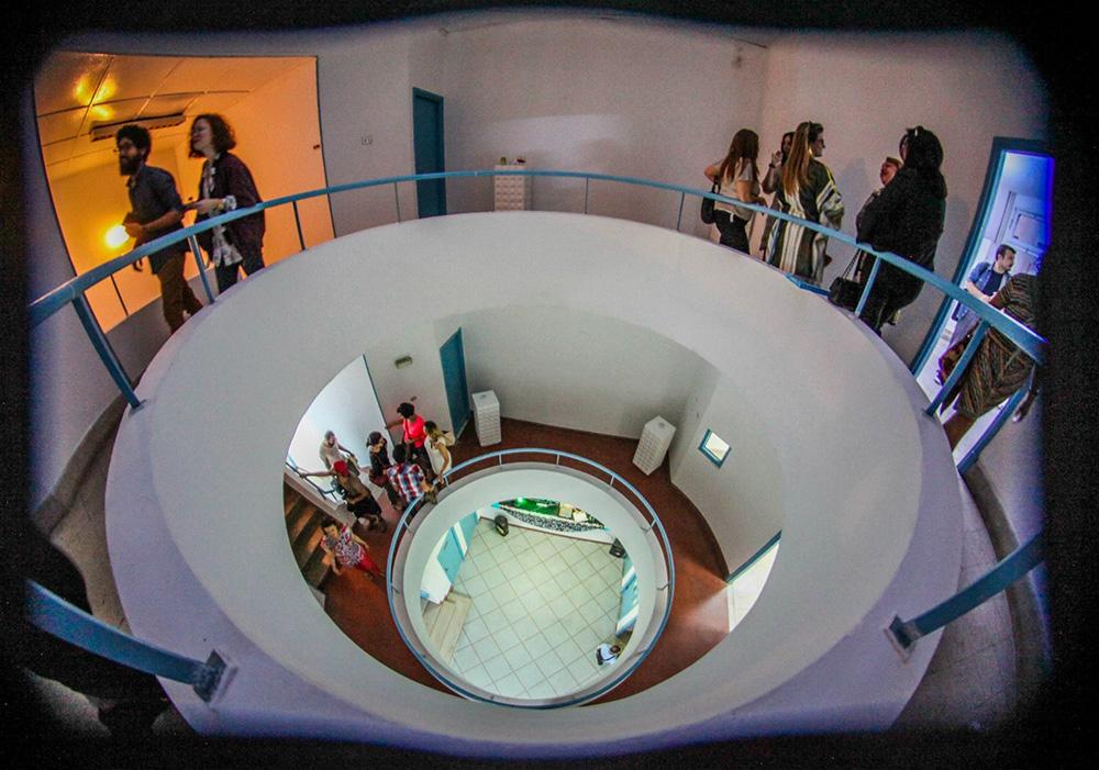 Vue intérieure Yosr Ben Ammar Gallery